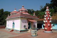 Hedvi ganesh temple