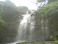 Vyaghreshwar Waterfall
